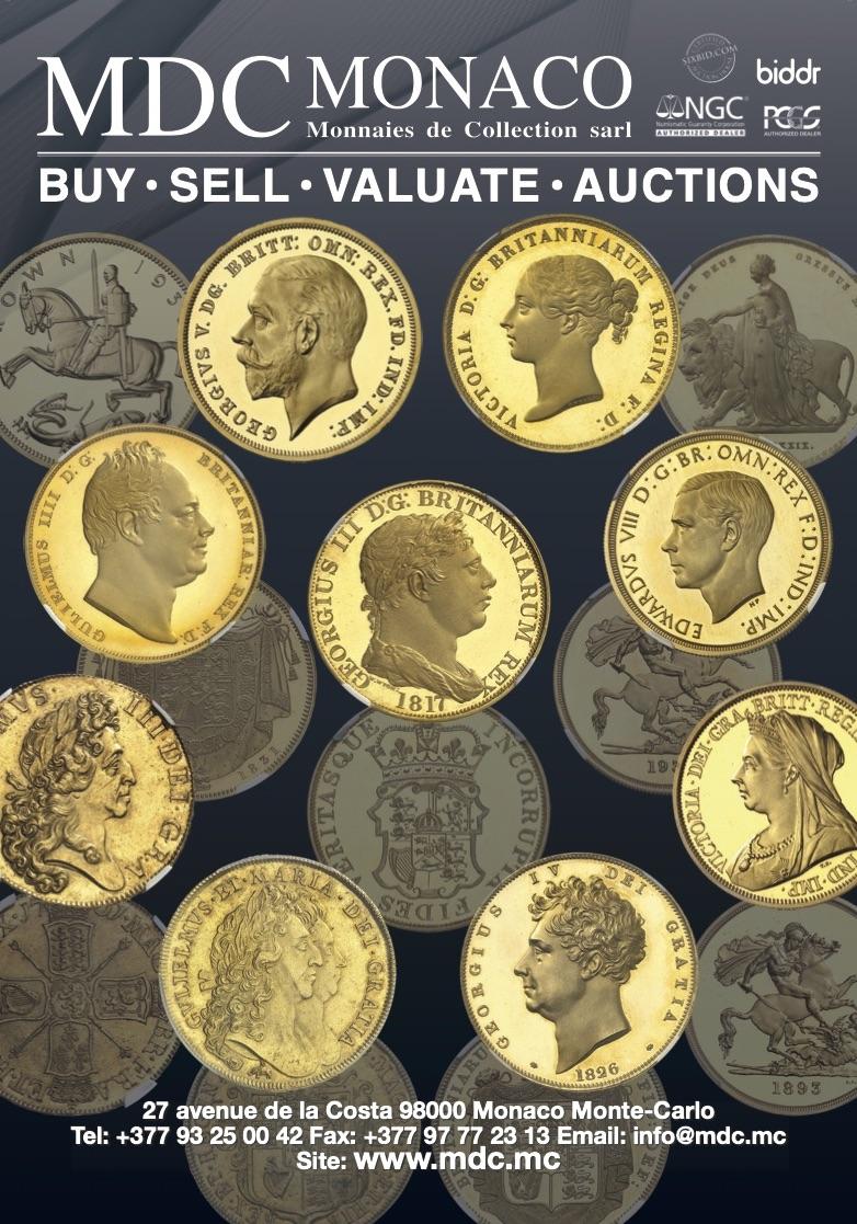 MDC Monnaies de Collection sarl